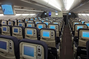 6 - Airbus A380 econômica
